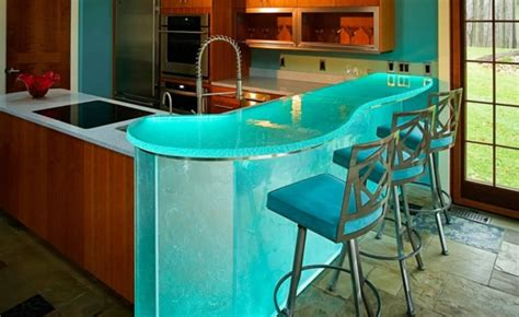glasplatte beleuchten arbeitsplatte aus glas extravagant hitzebest 228 ndig und