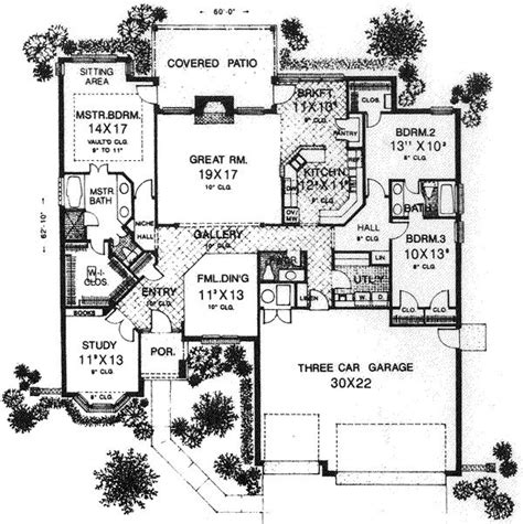 ranch house plans with mudroom ranch floor plan house plans pinterest