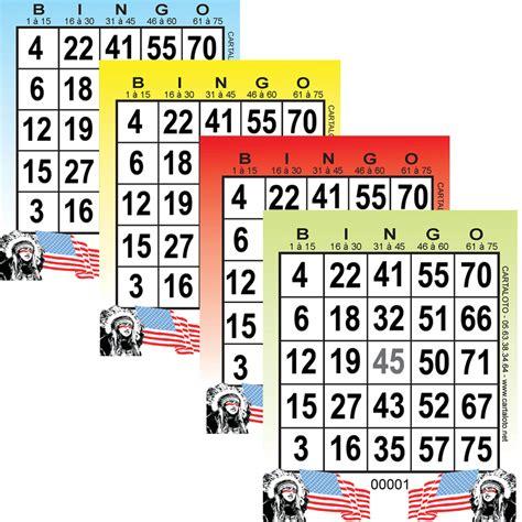 Grille De Bingo by Bingo Am 233 Ricain 1 Grille
