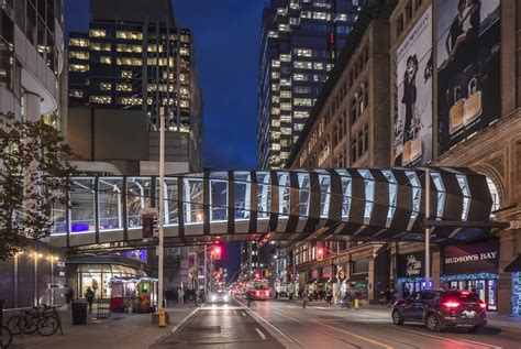 Cadillac Fairview, PCL awarded for Toronto Eaton Centre bridge   On Site Magazine