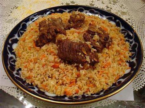des recettes de cuisine recette de polo cuisine ouighour