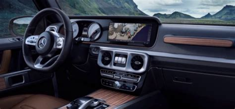 mercedes g class interior 2019 mercedes g class interior dpccars