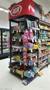 toy section iga customer shocked to find six different types of toy