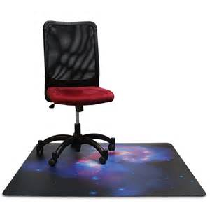 Plastic Desk Chair Mat Galaxy Chair Mats