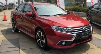 new lancer car new 2018 mitsubishi grand lancer targets china and other