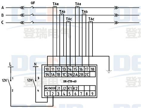 current transformer connection diagram delta connected current transformer wiring diagram delta