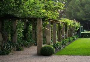 inspiration archive covered garden walkway