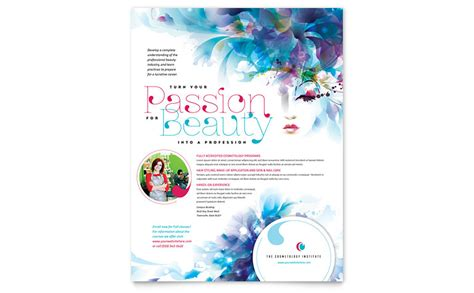 publisher brochure templates free free word brochure templates