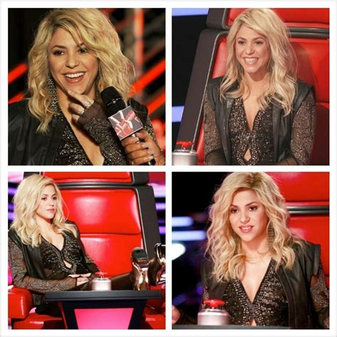 shakira hairstyles the voice shakiras hair from the voice hairstylegalleries com