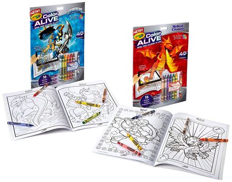 color alive crayola color alive coloring pages