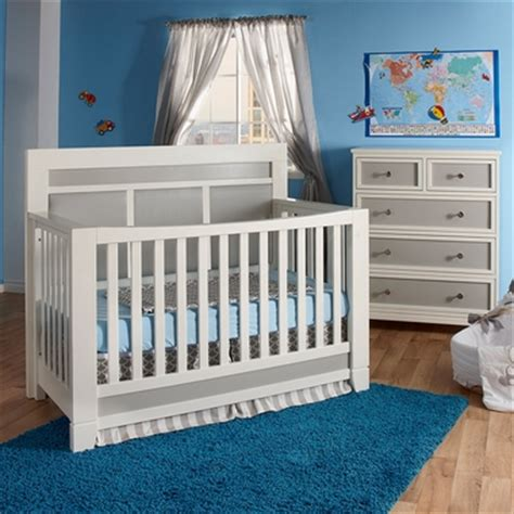 Pali Crib With Drawer Underneath by Pali 2 Nursery Set Nursery Set Cortina Forever