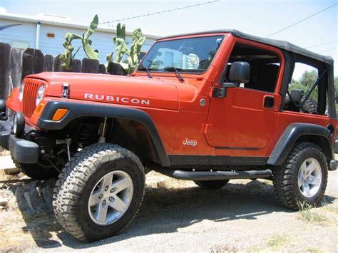 Jeep Rubicon 2005 Tatt2dwater S 2005 Jeep Rubicon In Fresno Ca
