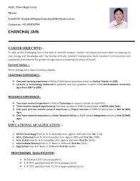 resume  teachers  indian format google search