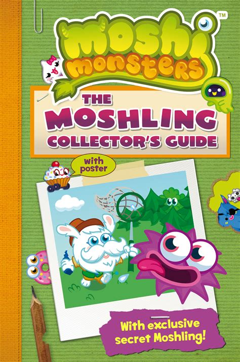 moshi moshi a novel books social gaming sensation moshi monsters breaks into the