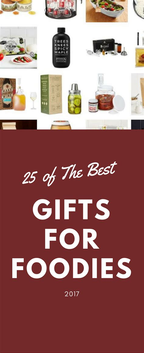 gifts for 25 25 of the best gift ideas for foodies christmas 2017