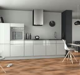 cuisine am 233 nag 233 e blanc brillant design et 224 la qualit 233