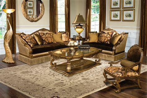 luxury living room furniture collection violetta luxury exposed wood frame living room furniture set