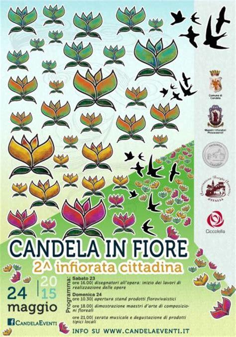 candela fiore candela in fiore candela fg 2015 puglia eventi e sagre
