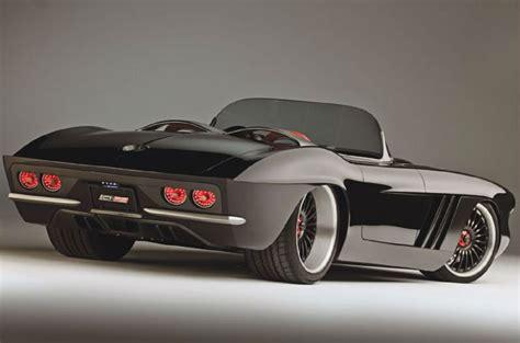 custom chevy corvette chevrolet corvette custom back cars zone