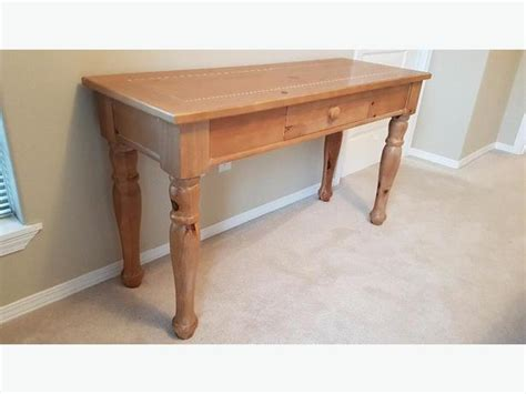 pine sofa table broyhill solid pine sofa table saanich