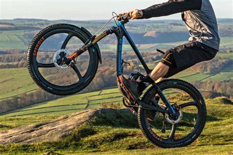 Kaos Alll About Bicycle 25 spengle carbon says spokes spins up tri spoke wheels for enduro bikerumor