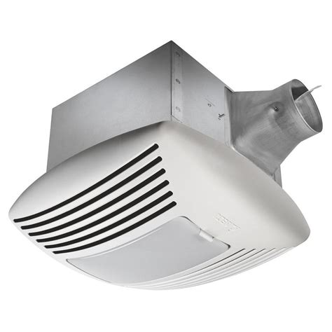 bathroom exhaust fan with humidity sensor and light delta breez signature g2 series 110 cfm ceiling exhaust