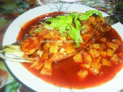 Cap Ikan Paus Miesoa Rasa Ayam Bawang farahwahida961 resepi ikan siakap tiga rasa yang paling simple