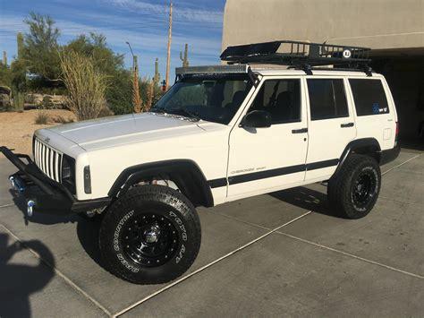 jeep cherokee xj grey 2000 jeep cherokee sport xj arizona na prodej
