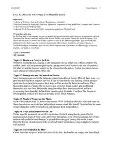 Thesis Driven Essay How To Write A Thesis Driven Essay Yahoo Answers