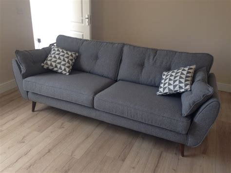 french connection sofas brand new french connection zinc sofa for sale in