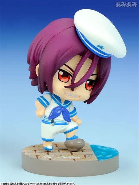 Petit Chara Land Free Marine Style Nagisa Hazuki amiami character hobby shop petit chara land free puchitto marine style hen 6pack box