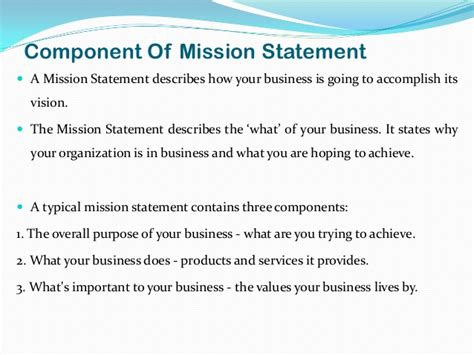 mission and vision of clothing company vision and mission of companies