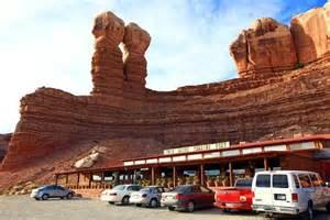 rocks trading post bluff utah picture of desert