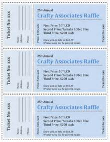 free raffle ticket template for word raffle ticket templates free for word search results