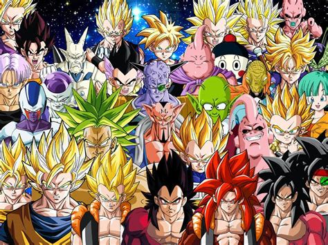 descargar imagenes en hd de dragon ball z descargar gratis fondos de pantalla dragon ball z