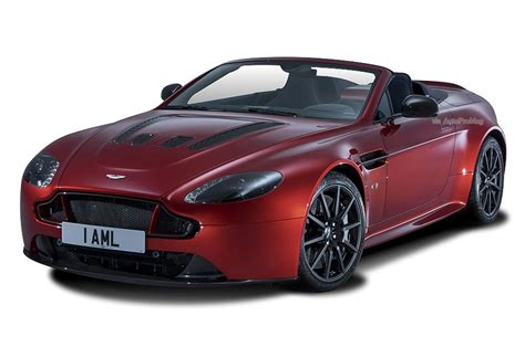 Fastest Aston Martin by Aston Martin Vantage S V12 Roadster Am S Fastest