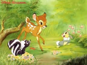 bambi images bambi thumper flower wallpaper hd wallpaper background photos 6370083