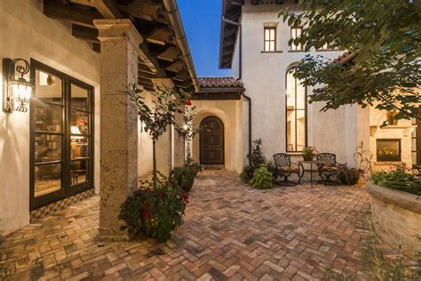super custom home brings world spain to colorado