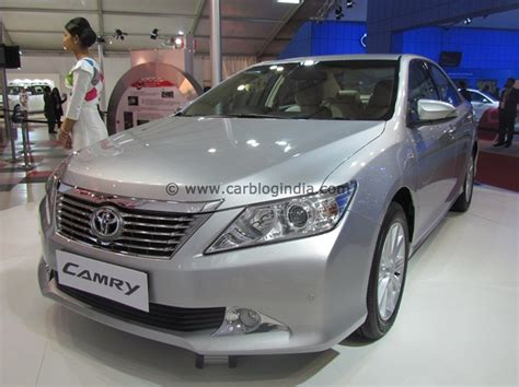Toyota Camry Price In India 2012 Toyota Camry Launched In India Price Features