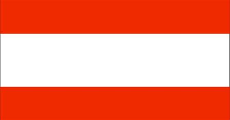 Officially Adopting Again by The Austrian Flag Originally Adopted In 1918 Was