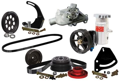 krc power steering diagram sbc serpentine pulley kit w pumps denso setup 15 block