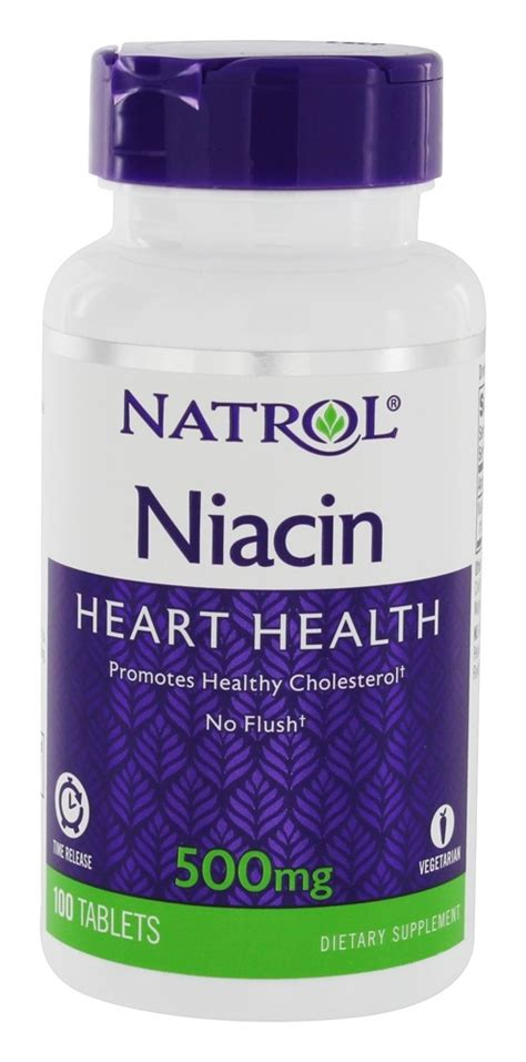 Where To Buy Niacin Detox Pills by Buy Natrol Niacin Time Release Flush Free Health
