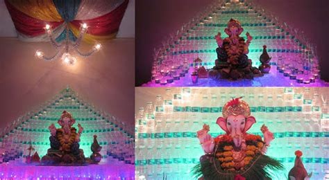 best home decorations ganpati decoration ideas for home the royale