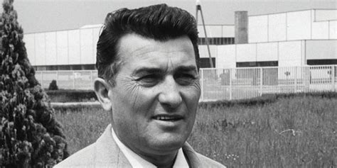 Ferruccio Lamborghini Ferruccio Lamborghini A Biography The Story On