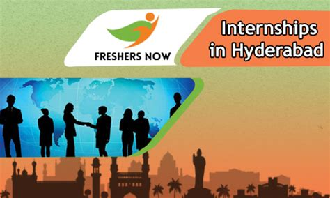 For Mba Students In Hyderabad by Internships In Hyderabad For Freshers And Students 2018