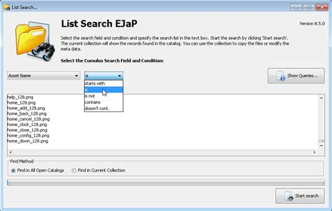 Search List List Search Modula4