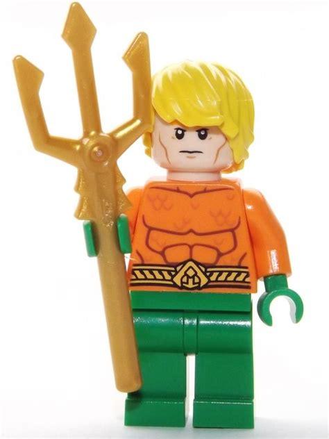 Lego Heroes Aquaman lego dc superheroes 76027 aquaman with trident new minifig