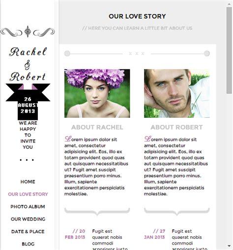 membuat web bagus dengan html cara membuat website undangan pernikahan online dengan