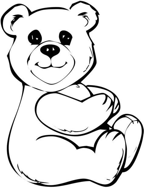sad bear coloring page sad teddy bear pages coloring pages