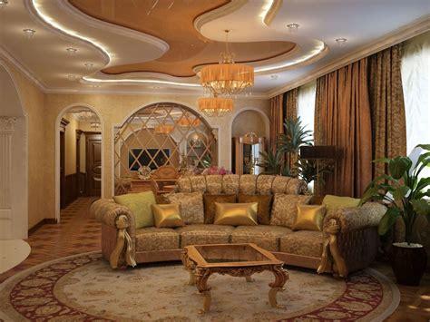 Gold Living Room Decor by Gold Living Room Decor Interior Combination Gold Living